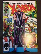 UNCANNY X-MEN #200 Claremont Romita Jr. 1st FENRIS GIFTED NM CHU Black Friday