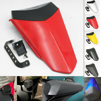 Rear Passenger Pillion Seat Cowl Fairing fit for YAMAHA YZF R1 15-20 Tail Cover