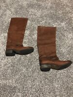 Boutique 9 Brown Boots Womens Size 7.5