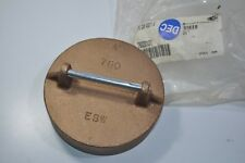 New Ebw Franklin Fueling Systems 4 Brass Extractor Cap Part 76020101