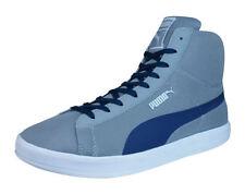 Calzado de hombre zapatillas altas/botines de color principal gris