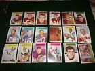 1966 Philadelphia Football Cards 71