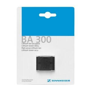 Accus BA300 (pour écoute TV Sennheiser RS4200)