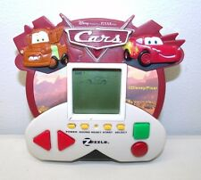 Disney/Pixar Cars Electronic Video Game 2006 Zizzle Handheld Travel Toy Racing