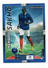 Carte Carrefour Foot 2014 n° 10/24 - Mamadou SAKHO   (A5329)