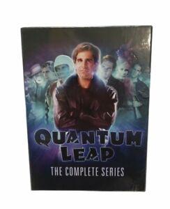 QUANTUM LEAP: The Complete Series - Scott Bakula, Dean Stockwell (18 DVDs, 2017)