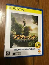 Uncharted: Golden Abyss (Sony PlayStation Vita, 2012) JP Used