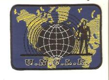 + The Man From Uncle Solo for Uncle Logo Patch Robert Vaughn David McCallum
