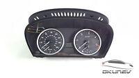 BMW 5er E60 E61 Tacho Tachometer Kombiinstrument UK Version 6937619