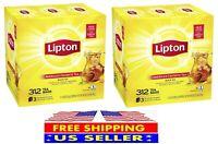 Lipton Tea Bags (312 ct.) 2-Pack  TOTAL 624 Tea Bags - FREE SHIPPING