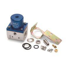 Edelbrock 174022 Fuel Pressure Regulator EFI 180 GPH -Inlet/Outlet: 10AN, Blue