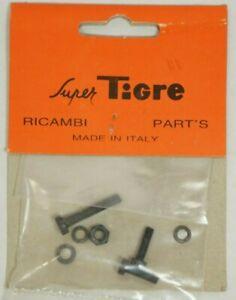 NEW Super Tigre Ricambi No. 22252645 Screw Part Set x7 Pieces Made In Italy BNIB