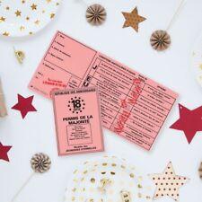 24 X Personnalisé Comme neuf Bonbons 18th 21st 30th 40th 50th Tout Âge Anniversaire FAVEUR