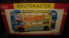1.24 SUN STAR ROUTERMASTER BUS VERON'S POOLS RM 686 WLT 686 DOUBLE DECKER #2905
