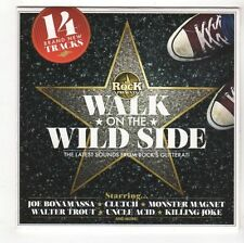 (GL356) Various Artists, Classic Rock Presents Walk On The Wild Side - CD