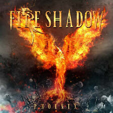 Fire Shadow - Phoenix Power Metal RARE!