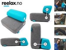 Reelax.no Flip Adjustable Comfy Rotating Multipurpose Pillow Twist & Turn NEW