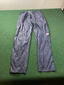Very Rare Nike Made In Italy Pants Mens Large Nylon Pants Fast Shipping