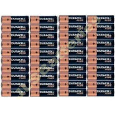 50 DURACELL Plus AAA MN2400 LR03 Batteries Dated 2026