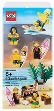LEGO MINIFIGURES BEACH ACCESSORY PACK #850449 FACTORY SEALED FREE SHIPPING