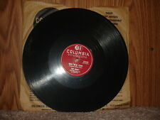 """Columbia 39449 Tony Bennett - While We're Young / Cold, Cold Heart 1951 10"""" 78"""