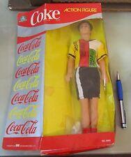 Bambola Doll Coca Cola Coke Action Figure Giochi Preziosi mai uscita dal box