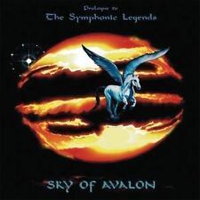 SKY OF AVALON - Prologue to the Symphonic Legends - CD - Neu OVP - Uli Jon Roth
