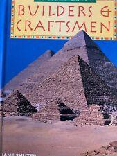 Builders & Craftsmen (Ancient Egypt) by Shuter, Jane