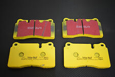 EBC YellowStuff Brake Pads for AUDI TT RS/RS+ Quattro 2009-2014 DP42070R
