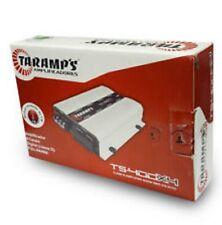 Taramp's TS400X4 Tara Class D 400 Watt RMS 4-Channel Car Amplifier Amazing amp !