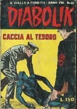 DIABOLIK anno VIII n° 16 (Astorina, 1969)