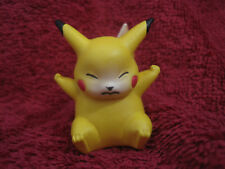 1 Pokemon Figur: Pikachu,4cm/Tomy/gebraucht/figure/F31