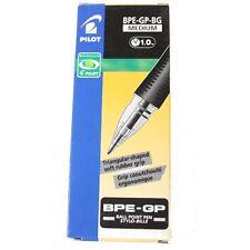10 x BLU PILOT Begreen BPE GP PENNE A SFERA IN GOMMA SOFT GRIP PUNTA 1.0 mm F0GD