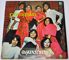 Philippines THE NEW MINSTRELS Pamasko OPM LP Record
