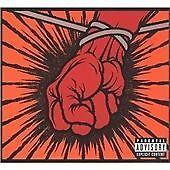Metallica - St. Anger (Parental Advisory, 2003) cd + dvd digi-package