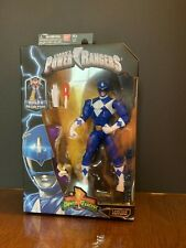 2016 Bandai Mighty Morphin Power Rangers Legacy Collection Series 2 Blue Ranger