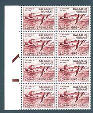 GROENLANDIA - 1982 - Mille anni di storia della Groenlandia (2)
