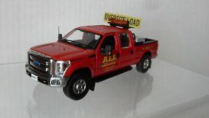 Ford F 250 Super Duty Pick Up  by Sword Models 1:50 scale NIB.  ALL CRANE LOGOS