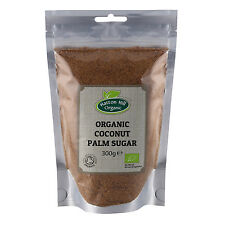 Organic Coconut Palm Sugar 300g Certified Organic
