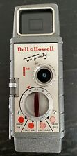 Vintage Bell & Howell Two Twenty 8mm Movie Camera