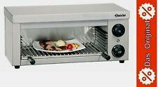Salamander  mit Grillrost Produkt NEU Bartscher Gastronomie Küche  wie Bild