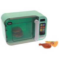 Kitchen Super Chef Kids My First Microwave Toy Fun Realistic Kitchen Playset Toy