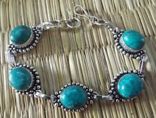 Turquoise Silver Bracelets Indian Jewellery