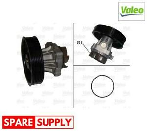 WATER PUMP FOR CHEVROLET FIAT LANCIA VALEO 506716