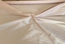 "DELUXE SMOOTH SILK ` 54"" Wide BABY PINK cut from roll half metre price"