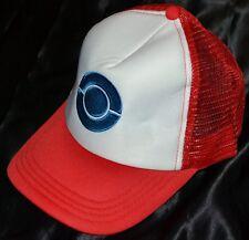 Ash Katchem Pokemon Pokeball Hat Base Ball Cap Catchem Katchum Catchum Ash's NEW