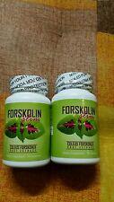 FORSKOLIN SLIM | Coleus Forskohlii Root Extract | 125mg | 60 Capsules (Set of 2)