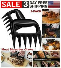 Meat Shredder Claws Bear Paws Bbq Grill Beef Pulled Pork Shredding Handler Forks