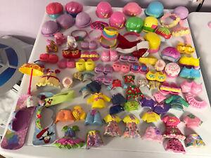 Snap Dolls HUGE Lot 120 Pieces Fischer Price