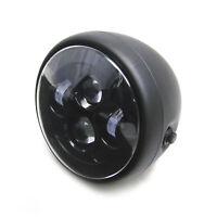 "Motorbike Headlight LED 7.7"" for Custom Project Retro Cafe Racer Bike"